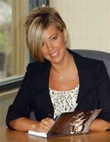 Kate Gosselin is constantly changing her hairstyle.