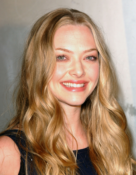 Amanda Seyfried is the new face of Cle de Peau Beaute