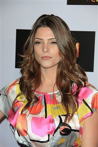 Ashley Greene at an event