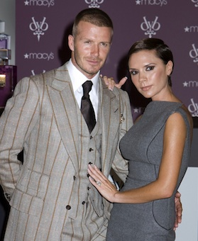 The beautiful Beckhams will welcome a fourth child
