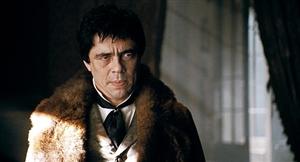 Benicio Del Toro stars in