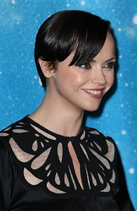 Christina Ricci showing how fashionable short hair can be