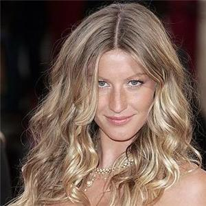 Gisele's new line of skin care promotes healthy skin.