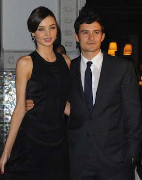 Parenthood is imminent for Miranda Kerr and Orlando Bloom