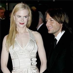 Nicole Kidman tends to avoid fussy hairstyles