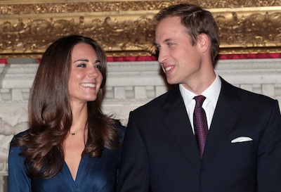Prince William and Kate Middleton Are Engaged to be Married