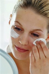 A few skincare tips can keep you looking fresh, no matter what time you got home