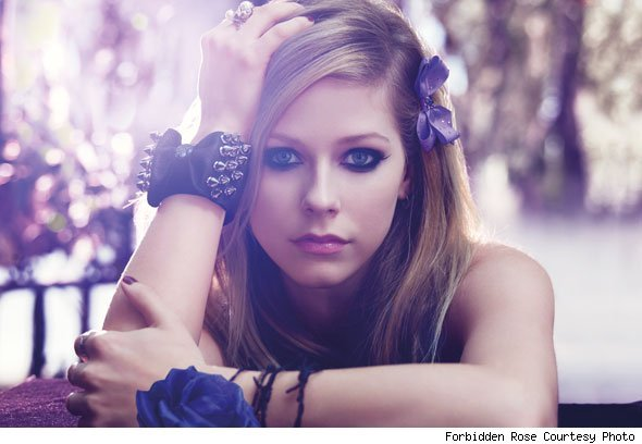 Canadian-born pop rocker Avril Lavigne recently announced that she will be