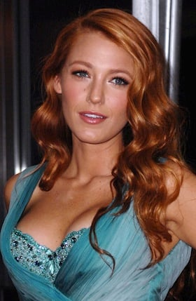 Blake Lively Paid a Little Visit to the Lukaro Salon in Beverly Hills and Look What She Left With