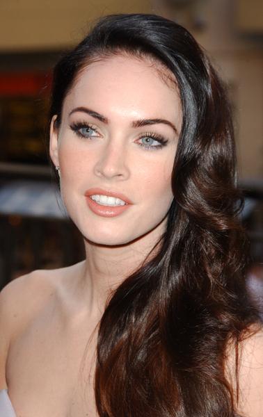 Celebrity Makeup: Megan Fox,