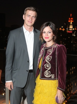 Will we be seeing more of Hayden Christensen and Rachel Bilson together?