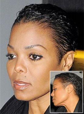 Janet Jackson Performs On American Idol Finale And Rocks New Short Hairstyle