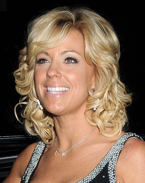 Kate Gosselin at an Event in April - BEFORE the Bad Botox
