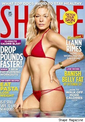 Photo Courtesy of: Shape Magazine