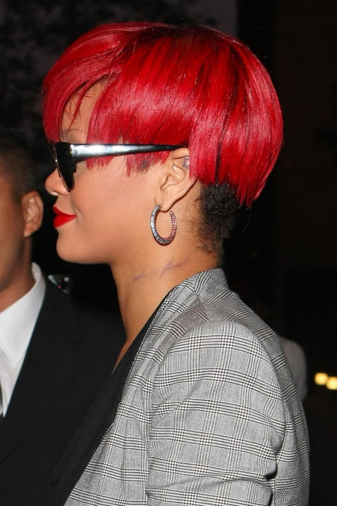 rihanna tattoos arabic. Rihanna was spotted (how can