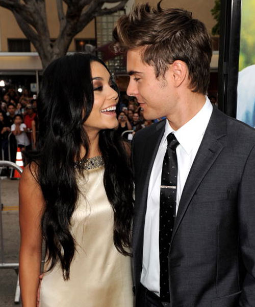 Er vanessa hudgens dating zac efron 2012