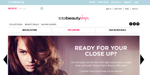 Total Beauty Access