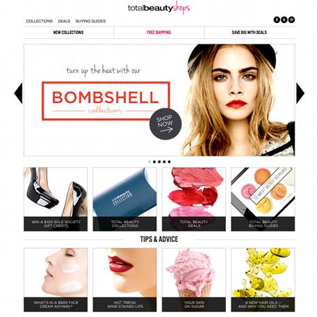 Total Beauty Shops