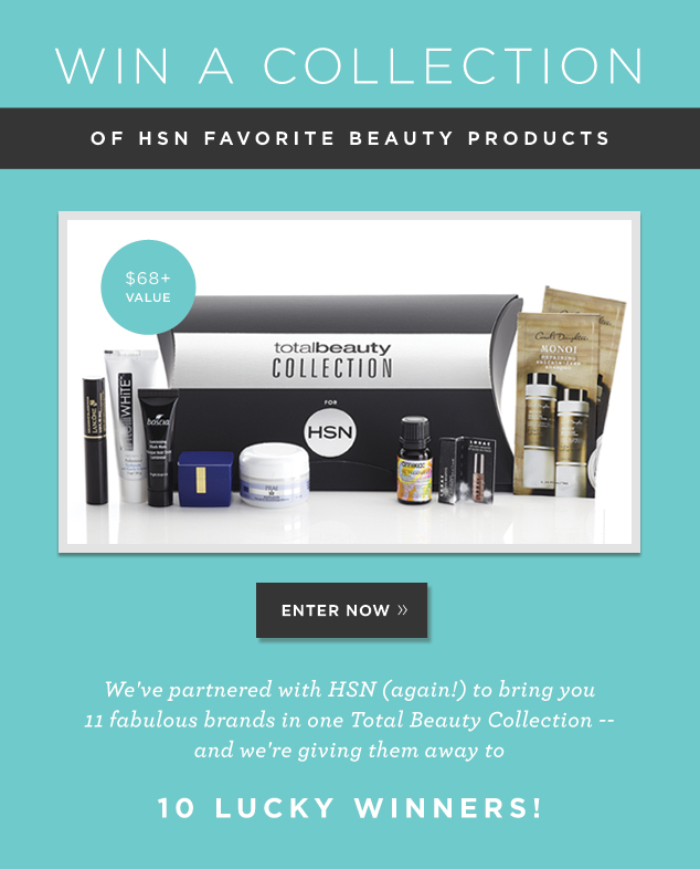Total Beauty Collection for HSN