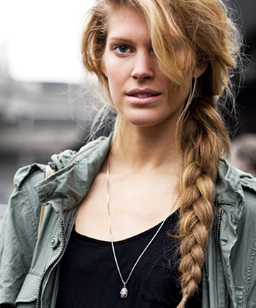 Best Hairstyles For Greasy Hair