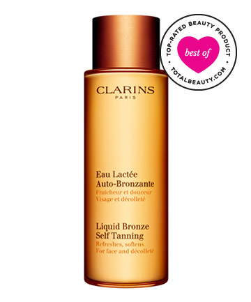 Best Self Tanner No. 1: Clarins Intense Bronze Self Tanning Tint, $35