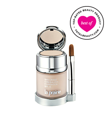 Best Luxury Beauty Product No. 2: La Prairie Skin Caviar Concealer Foundation Sunscreen SPF 15, $215
