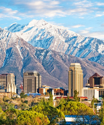 No. 5: Salt Lake City, Utah