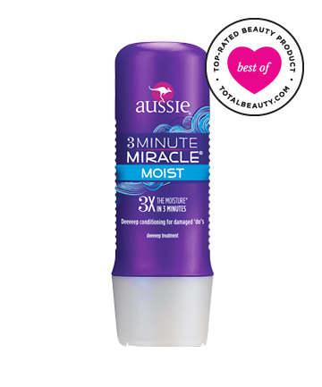Best Natural Hair Deep Conditioner No. 4: Aussie 3 Minute Miracle Moist, $2.97