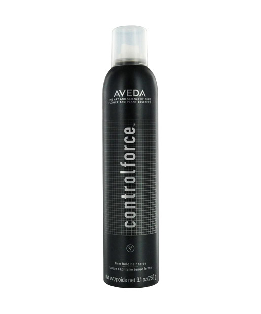 No. 1: Aveda Control Force Firm Hold Hair Spray, $27