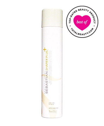 No. 10: Sebastian Shaper Plus Hair Spray, $16.95