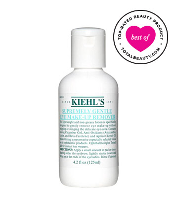 Best Makeup Remover No. 8: Kiehl's Supremely Gentle Eye Makeup Remover, $16.50