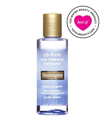 Best Makeup Remover No. 19: Neutrogena Oil-Free Eye Makeup Remover, $7.99