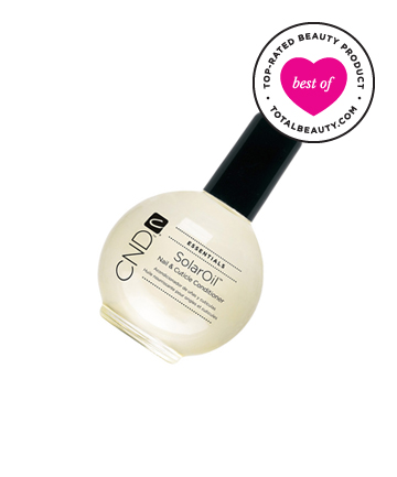 Best Nail Care Product No. 10: CND SolarOil, $8.50