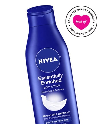 Best Eczema Treatment No. 8: Nivea Essentially Enriched Body Lotion, $6.99