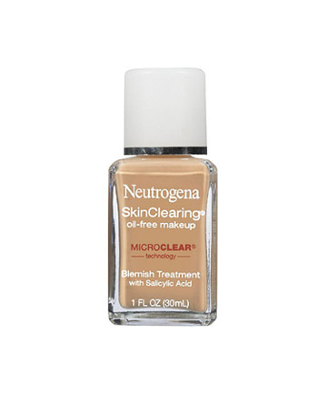 The Worst: No. 4: Neutrogena SkinClearing Liquid Makeup, $11.99
