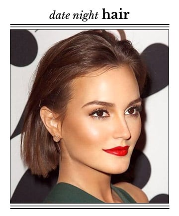 ... Style for Short Hair, 14 Prettiest Date-Night Hairstyles - (Page 6