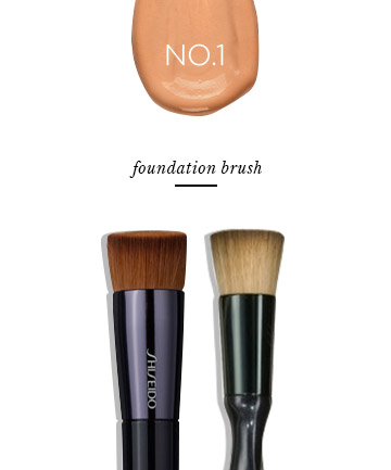 Makeup Brush No. 1: Foundation Brush