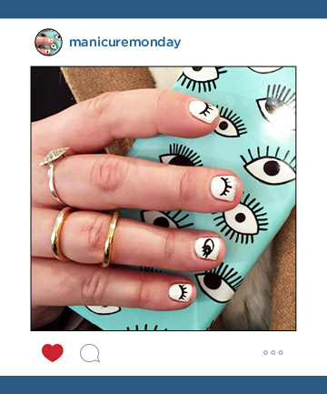 Mani of the Week: Jin Soon's Graphic Design