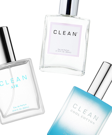Clean Original Eau de Toilette, Air Eau de Parfum and Cool Cotton Eau de Parfum, $69 each