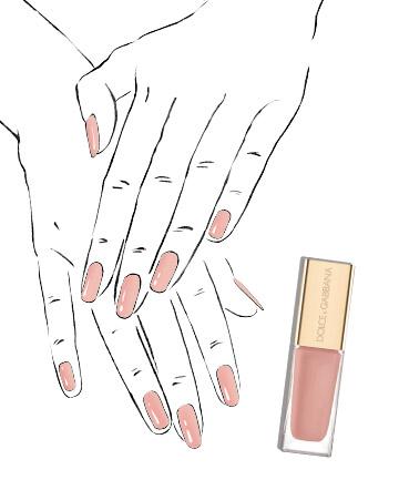 Skin tone: fair
