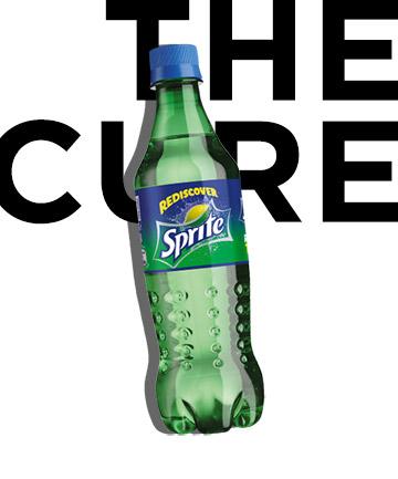 Hangover Cure No. 1: Sprite