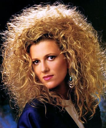 '80s Hair: Picture Perfect, 19 Awesome '80s Hairstyles You Totally Wore to the Mall ...
