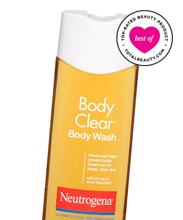 Best Body-Transforming Product No. 12: Neutrogena Body Clear Body Wash, $6.99