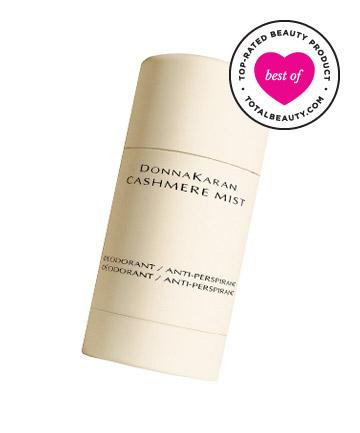 Best Deodorant No. 2: Donna Karan Cashmere Mist Deodorant, $25
