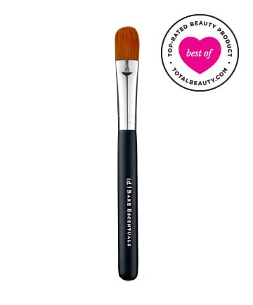 Best Makeup Brush No. 13:  Bare Escentuals Maximum Coverage Concealer Brush, $20