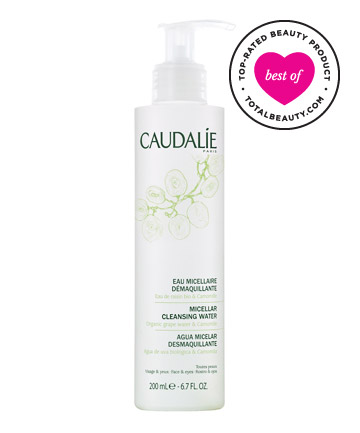 Best Makeup Remover No. 18: Caudalie Micellar Cleansing Water, $28