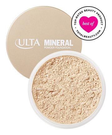 best mineral makeup no 12 ulta mineral powder foundation
