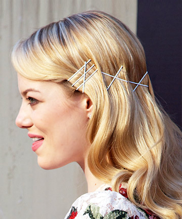 Bobby Pin Hairstyles: Criss Cross, 12 Gorgeous Bobby Pin ...
