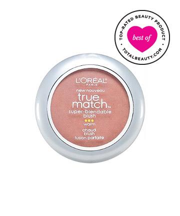 Best Drugstore Blush No. 11: L'Oréal Paris True Match Super Blendable Blush, $10.99