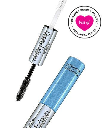 No. 12: L'Oréal Paris Double Extend Waterproof Mascara, $10.99
